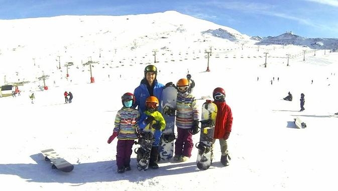 Private Snowboard Lessons for All Levels and Ages