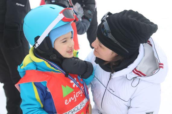 Kids Ski Lessons (6-12 y.) for Experienced Skiers - Holidays