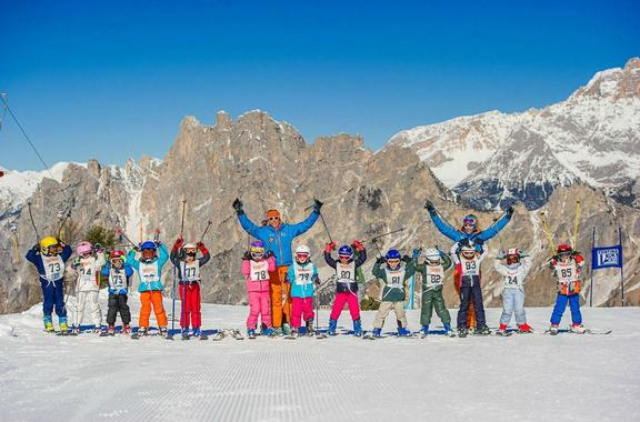 Ski Lessons for Kids (5-17 years) - Morning - All Levels