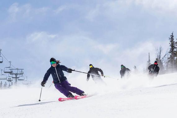 Private Ski Lessons for Adults - Morning - 2 hours