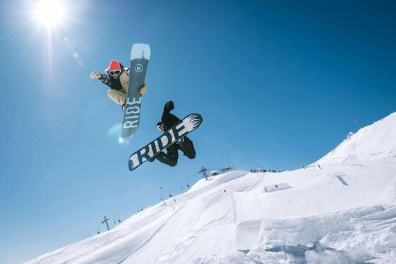 Private Snowboarding Lessons for Adults