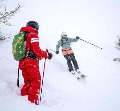 Off-Piste Skiing Lessons for Advanced Skiers