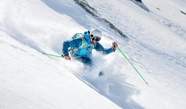 Off-Piste Skiing Lessons