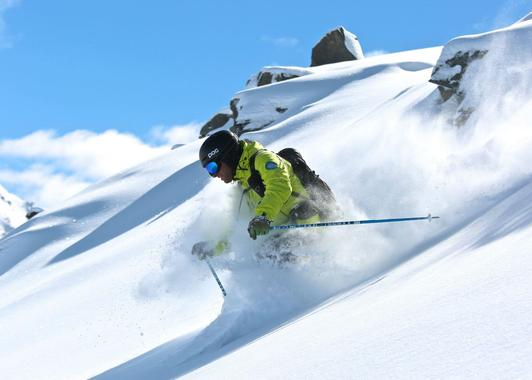 Off Piste Skiing Lessons for Experienced Skiers