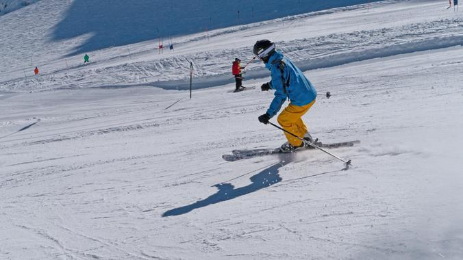 Private lessons with Kurt for skiers