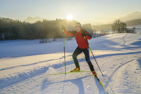 Private Cross Country Skiing Lessons