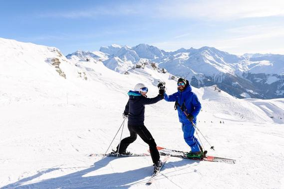 Ski Instructor Private for Adults - All Levels - Gstaad