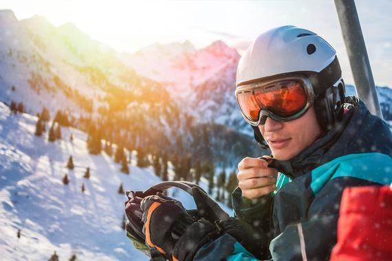 Adult Ski Lessons for Slightly Advanced Skiers