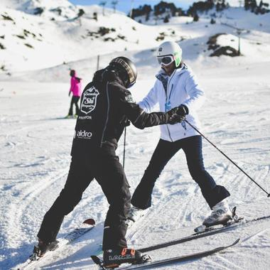 Private Ski Lessons for Adults for all Levels