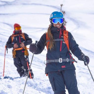 Private Ski Lessons for Adults in High Season