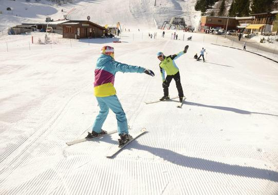 Private Ski Lessons for Adults of All Levels - Christmas