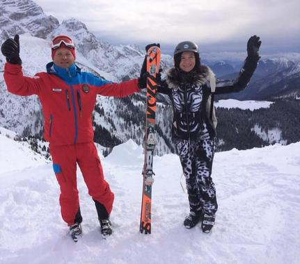 Private Ski Lessons for Adults - High Season