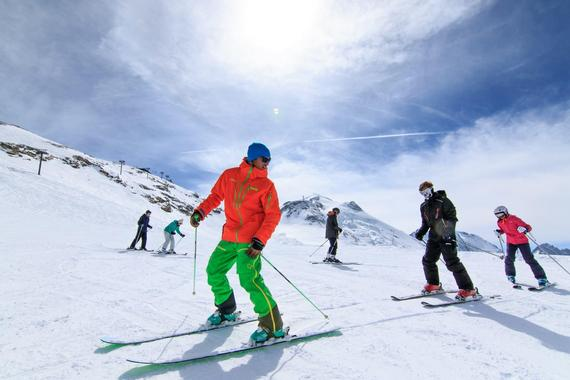 Private Ski Lessons for Adults - High Season - Afternoon