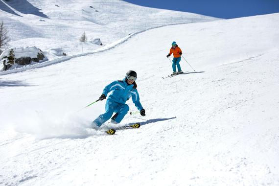 Private Ski Lessons for Adults of All Levels - Holidays