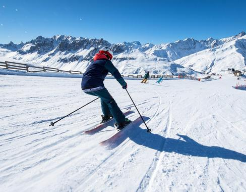 Private Ski Lessons for Adults of All Levels - Midday