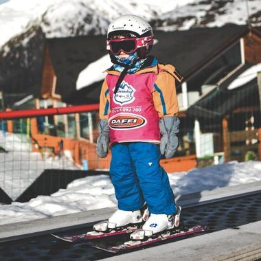Private Ski Lessons for Kids for all Ages & Levels