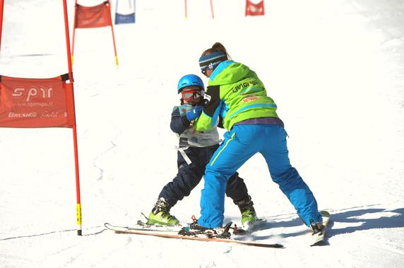Private Ski Lessons for Kids (5-12 y.) - All Levels