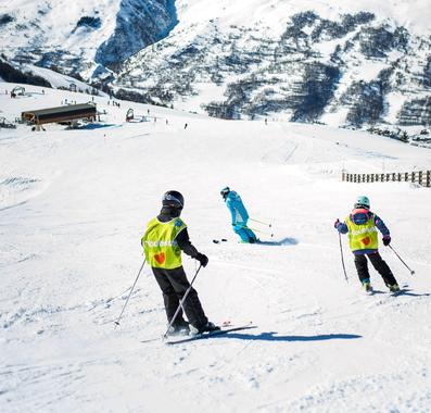 Private Ski Lessons for Kids of All Levels - Afternoon