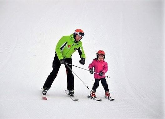Private Ski Lessons for Kids of All Levels - Christmas