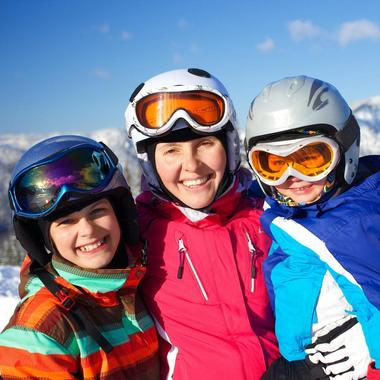 Private Ski Lessons for Kids - Early Bird