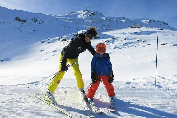 Private Ski Lessons for Kids (from 4 y.) of All Levels