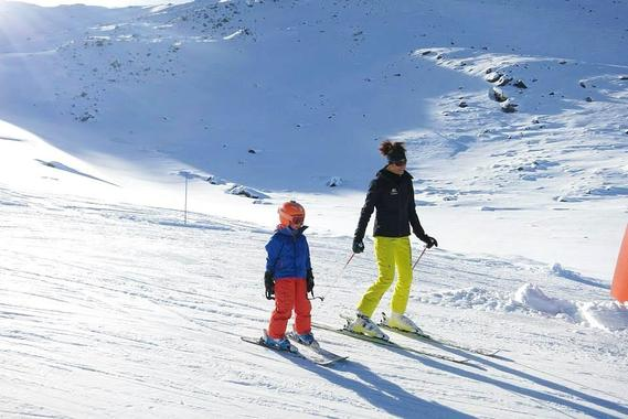 Private Ski Lessons for Kids (from 4 y.) - Holidays