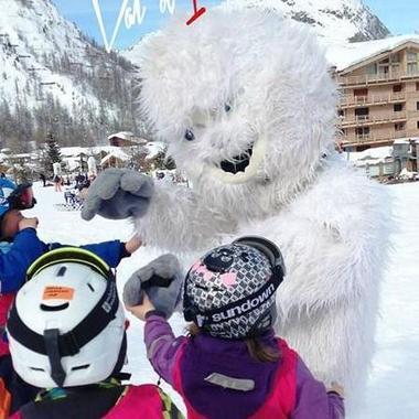 Private Ski Lessons for Kids - High Season - Afternoon