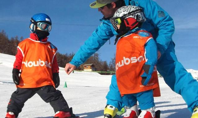 Private Ski Lessons for Kids of All Levels - Holidays