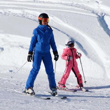 Private Ski Lessons for Kids (5-15 y.) - Holidays