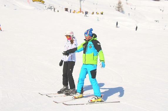 Private Ski Lessons for Kids - Low Season