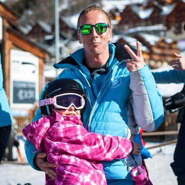 Private Ski Lessons for Kids of All Levels - Midday