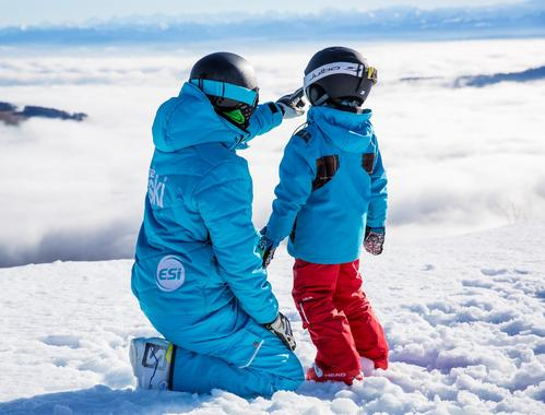 Private Ski Lessons for Kids of All Levels - Morning