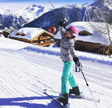 Private Ski Lessons for Kids of All Ages - High Season