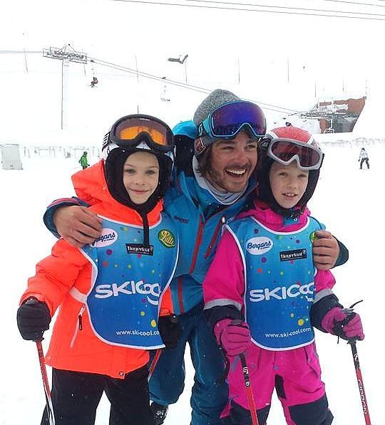 Private Ski Lessons for Kids - Morning