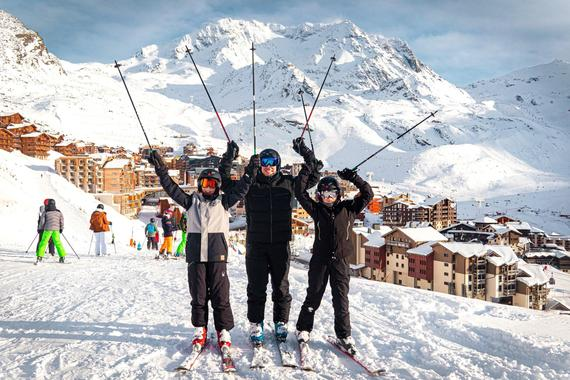 Private Ski Lessons for Kids - Afternoon