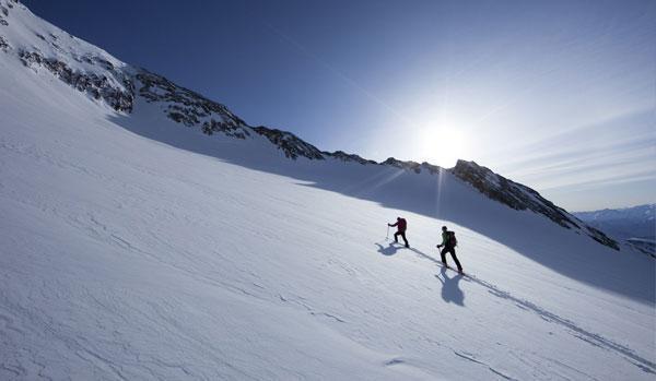 Private Ski Touring Guide - Difficult