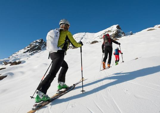 Private Ski Touring Guide for Beginners