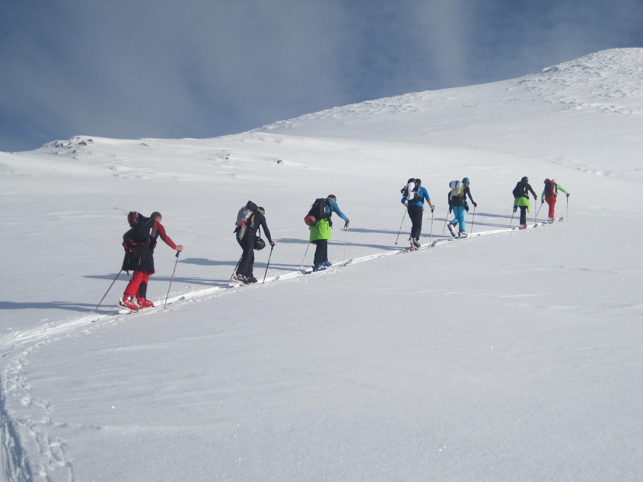 Private Ski Touring Guide