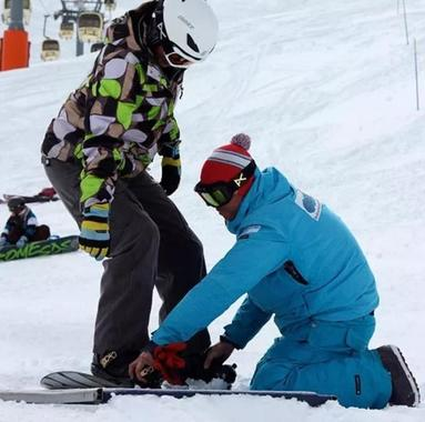 Private Snowboarding Lessons - All Ages - All Levels