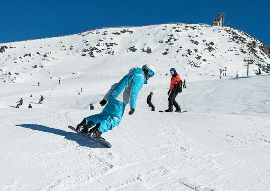Private Snowboarding Lessons