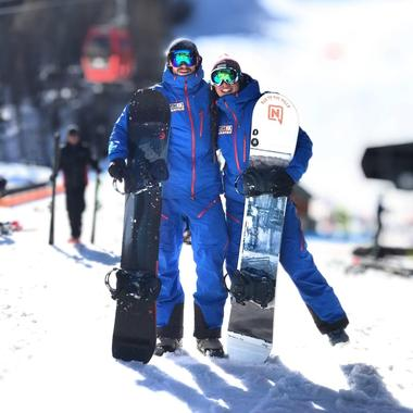Private Snowboarding Lessons for All Levels - Low Season