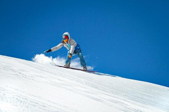 Private Snowboarding Lessons for Adults - All Levels