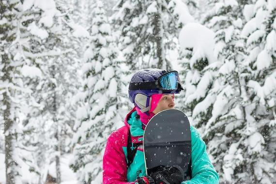 Private Snowboarding Lessons for Families - All Levels