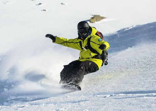 Private Snowboarding Lessons for All Ages - High Season