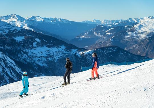 Private Snowboarding Lessons for All Levels - Midday