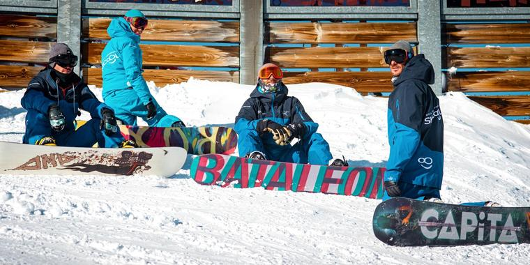 Private Snowboarding Lessons - Afternoon