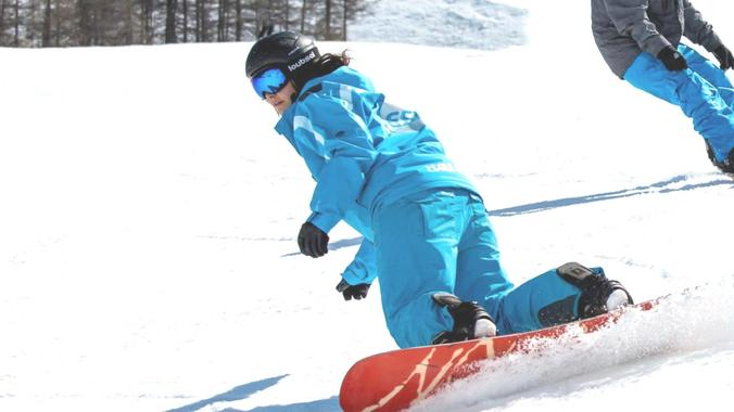 Private Snowboarding Lessons for All Ages