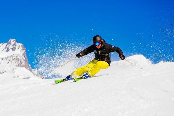 Off-Piste Instructor Private for Adults - All Levels