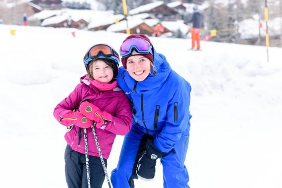 Ski Instructor Private for Kids - All Ages - Gstaad