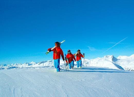 Private Ski Lessons for Adults in the Afternooon